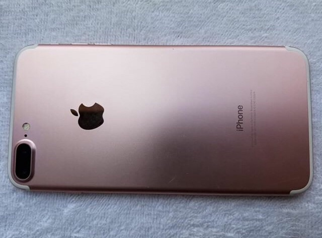 Rose Gold iPhone 7 Plus - 256GB