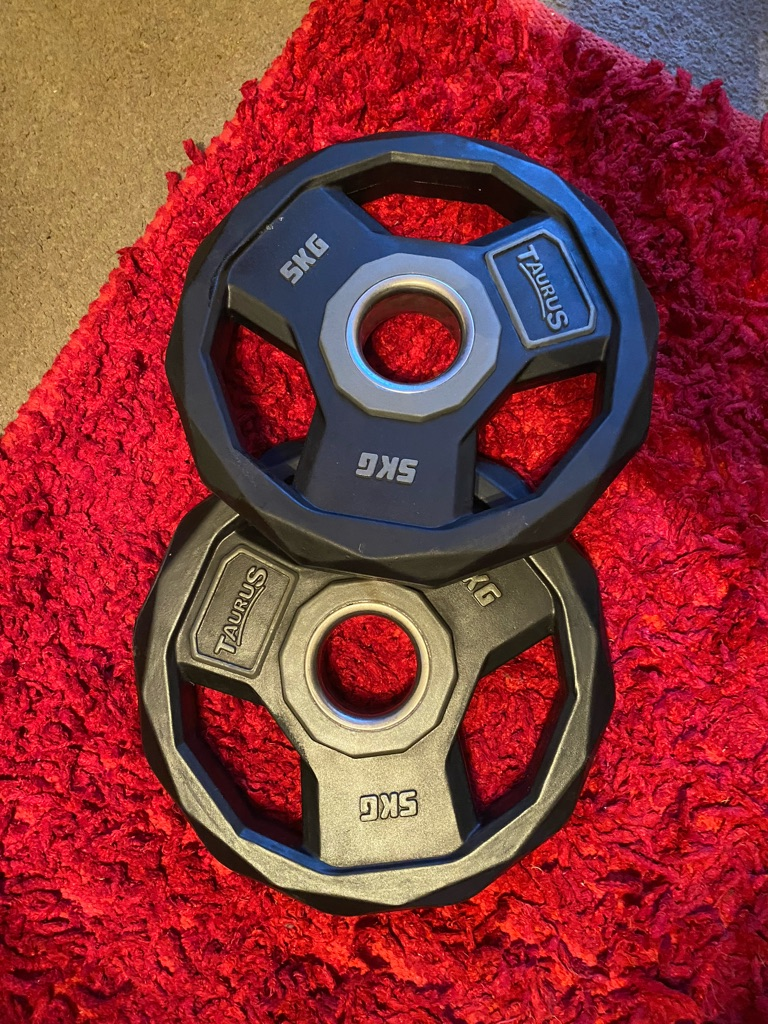Taurus Urethane Olympic Plates