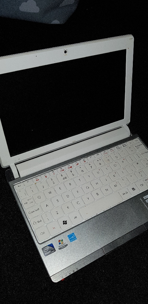 Packard bell notebook