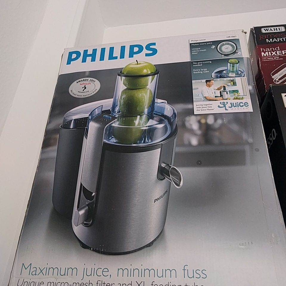 Philips juicer perfect condition