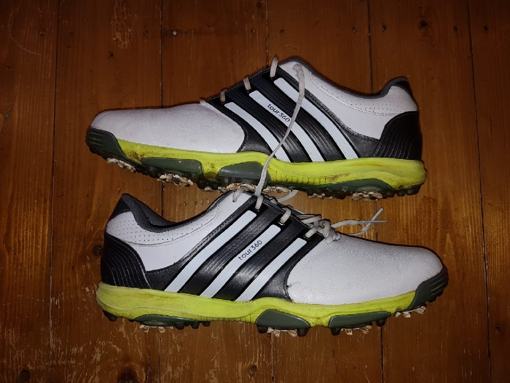 Adidas Tour 360s Golf Shoes