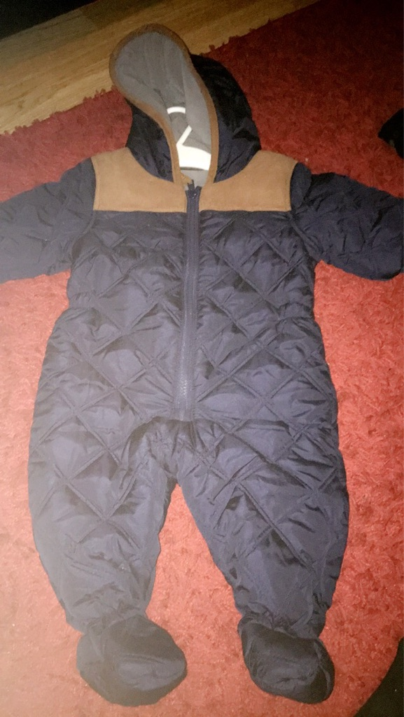 Next Clothing All in one baby coat