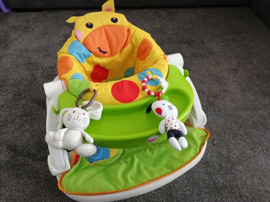 Fisher price sit me up activity chair