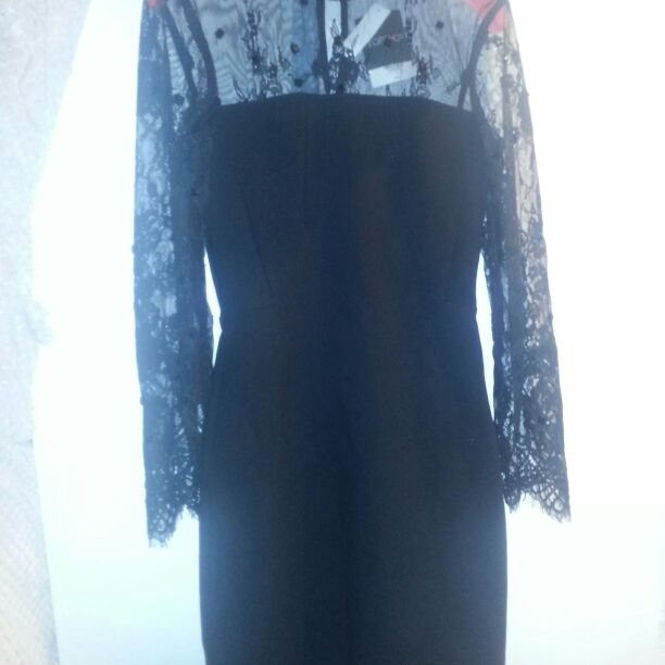 LADIES 8/10 TOPSHOP LACE DRESS BRAND NEW WITH TAGS