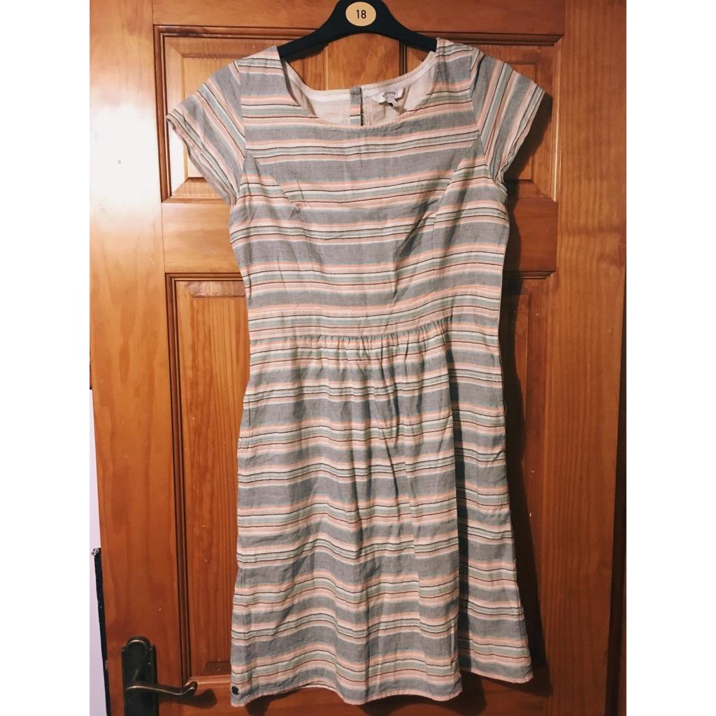 Stripy Summer Dress