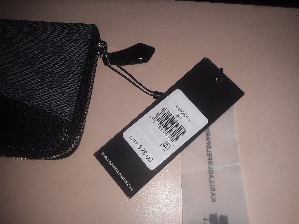 New With Tags Karl Lagerfeld Purse