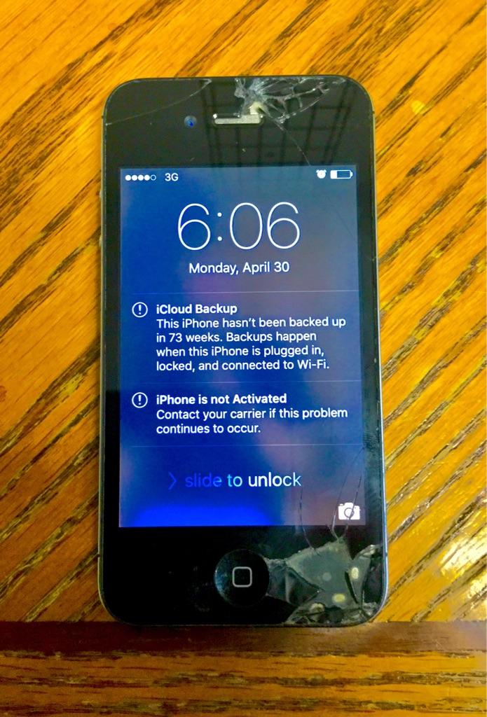 iPhone 4S - Verizon