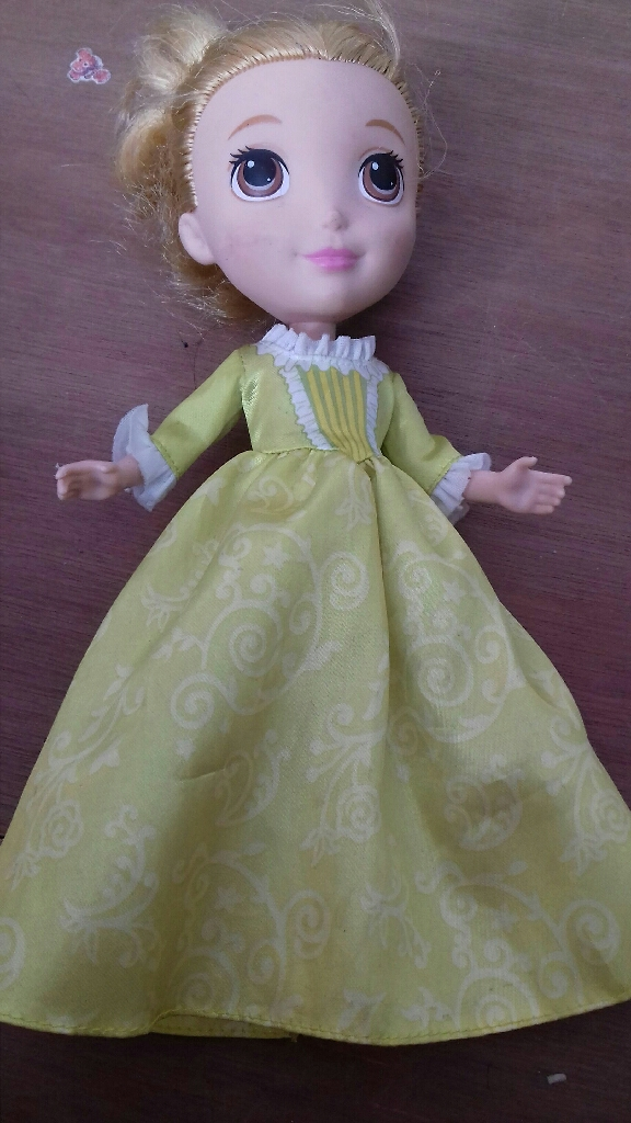 Amber from sofia the first