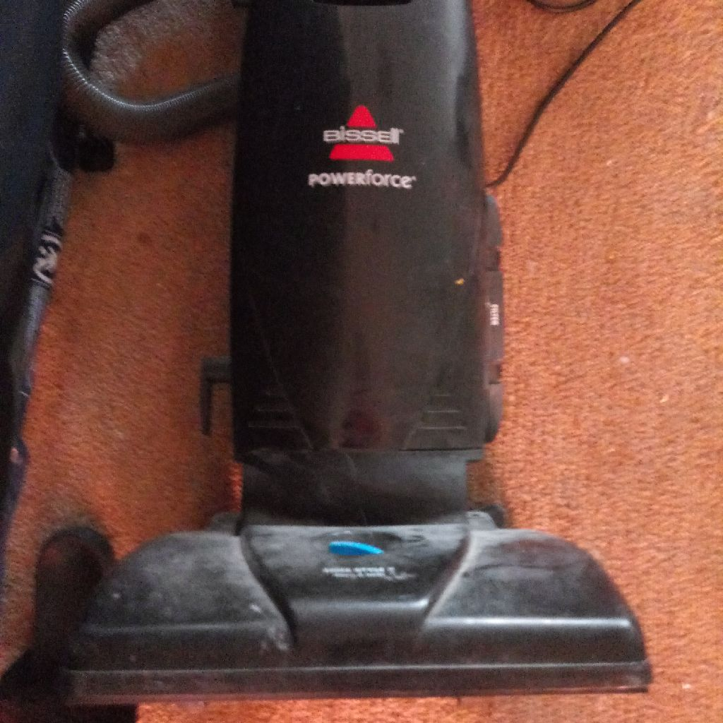 Bissell poweforce vacumn