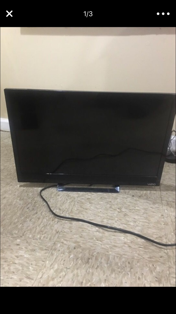 Vizio flat screen