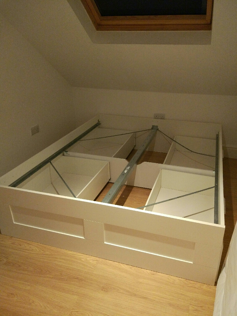 IKEA King Size Double Bed