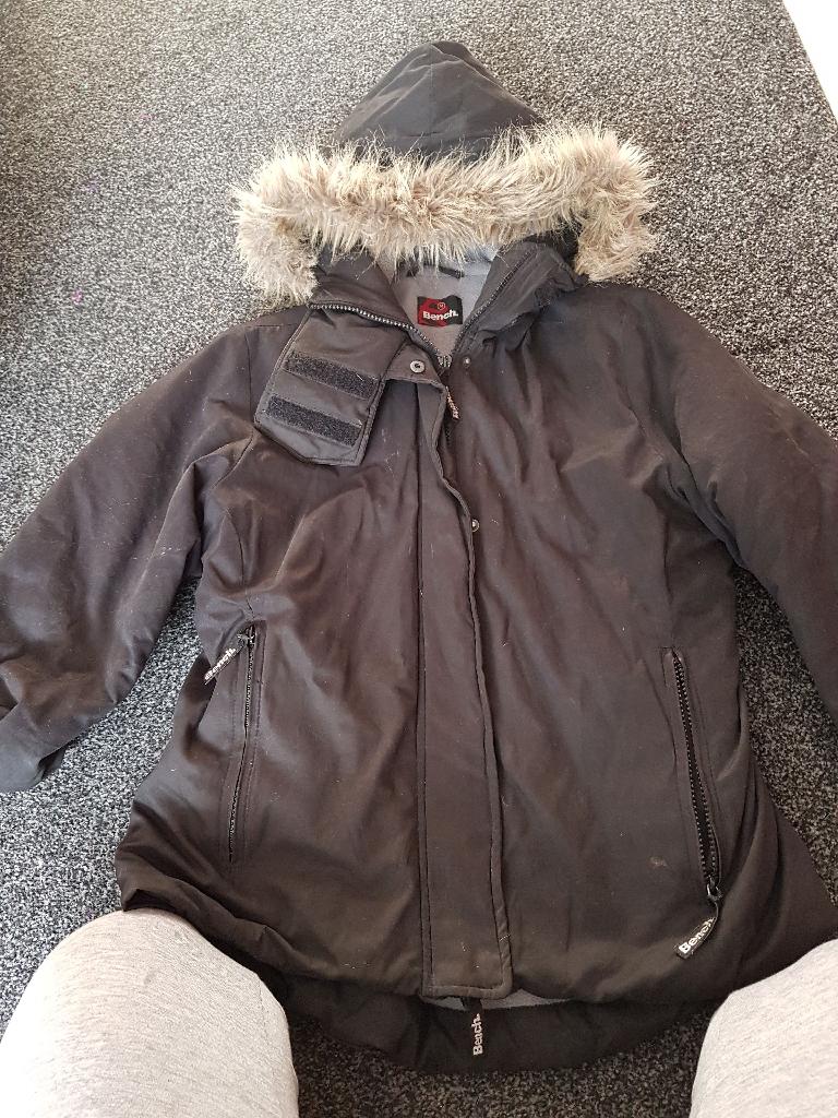Bench coat size medium