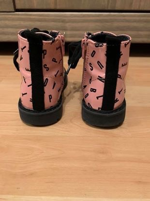 Zara lace ankle boots (infant 6)