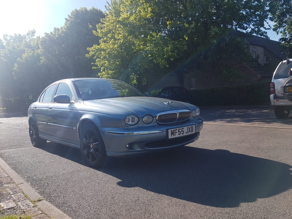 Jaguar X-Type 2005 automatic