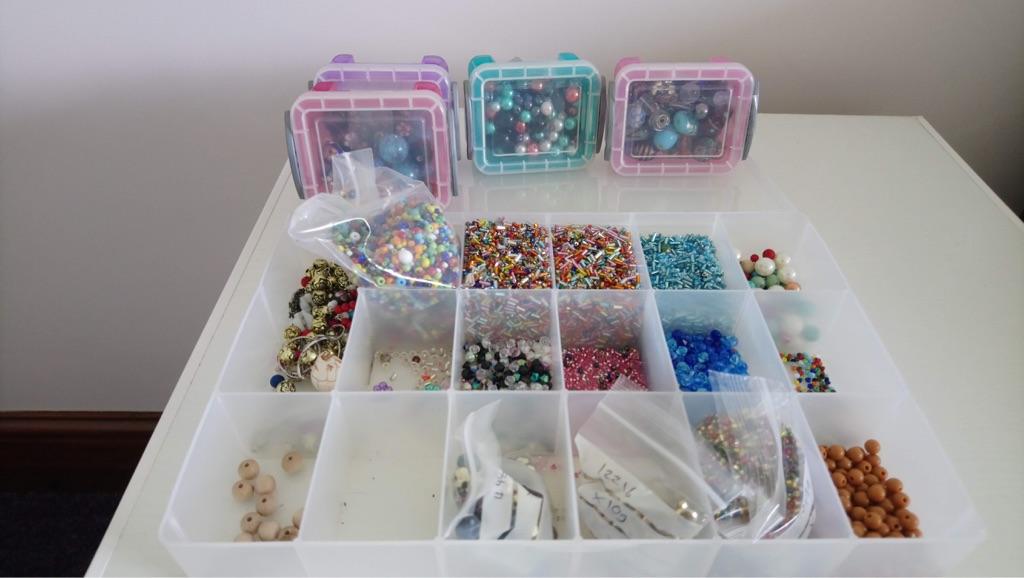 Beads job lot