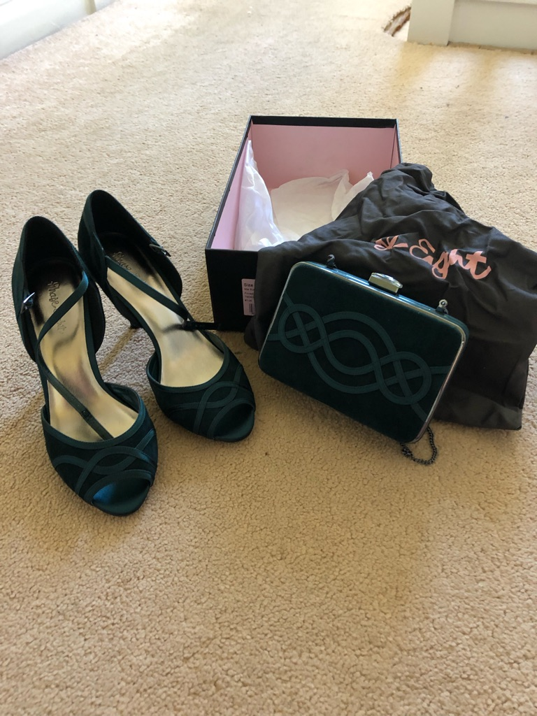 Phase Eight Shoes (6) & bag