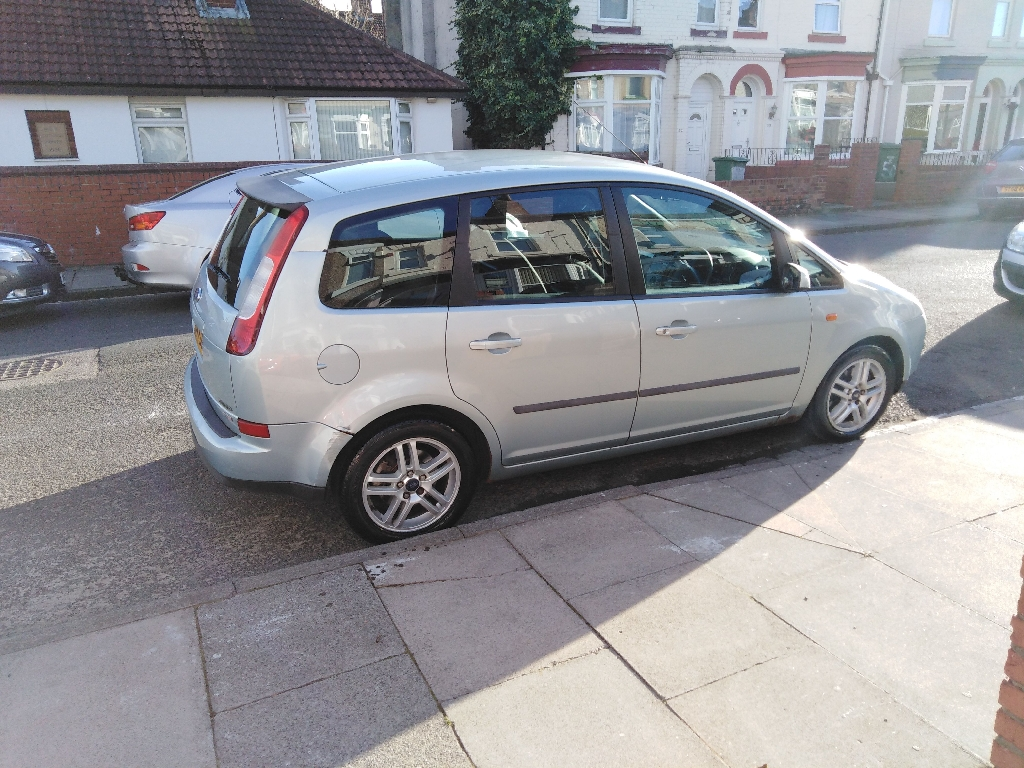 FORD FOCUS C MAX DIESEL 7 MONTHS MOT 6 MONTHS TAX READY TO DRIVE AWAY TODAY £595