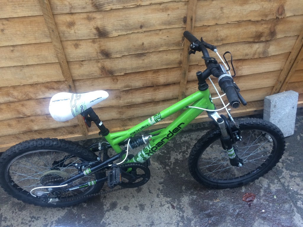 Boys 20inch bike