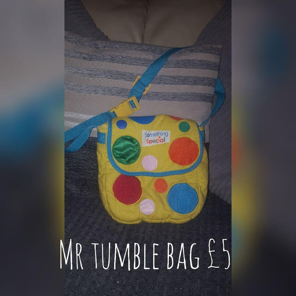 Mr tumble bag