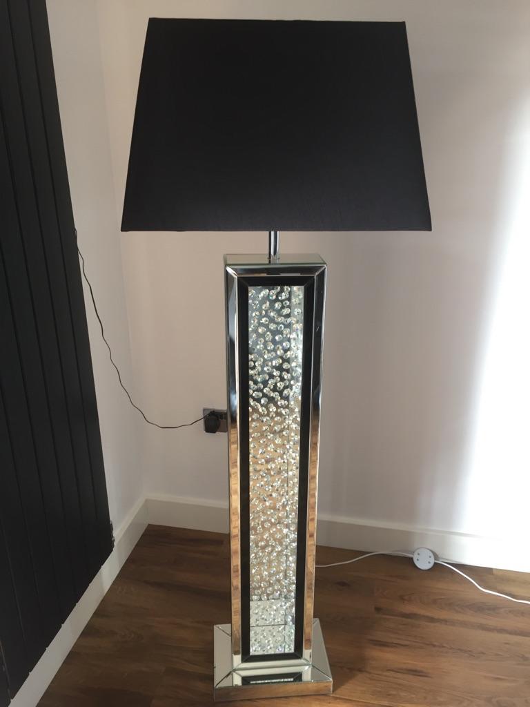 Lamp £100 mirror £150