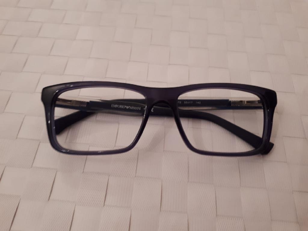 Eye frame glasses