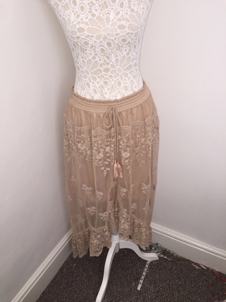 Brand new River island long dress