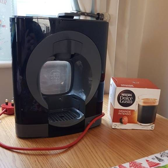 Dolce Gusto Coffee Machine