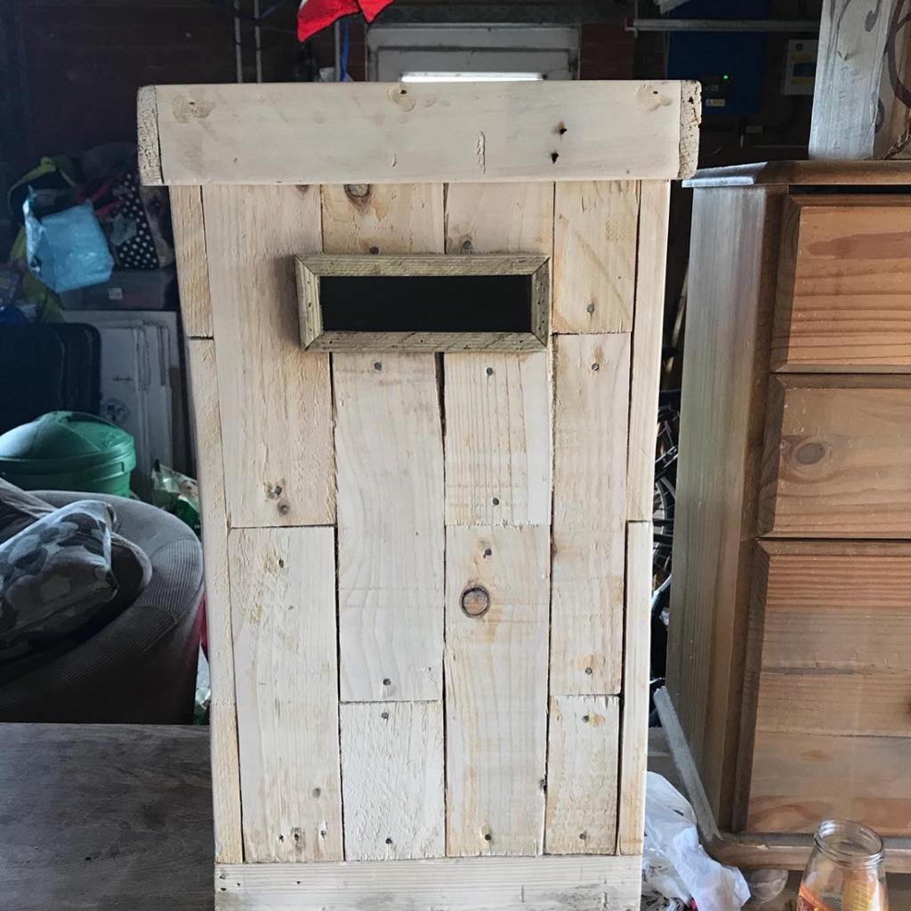 Large post box