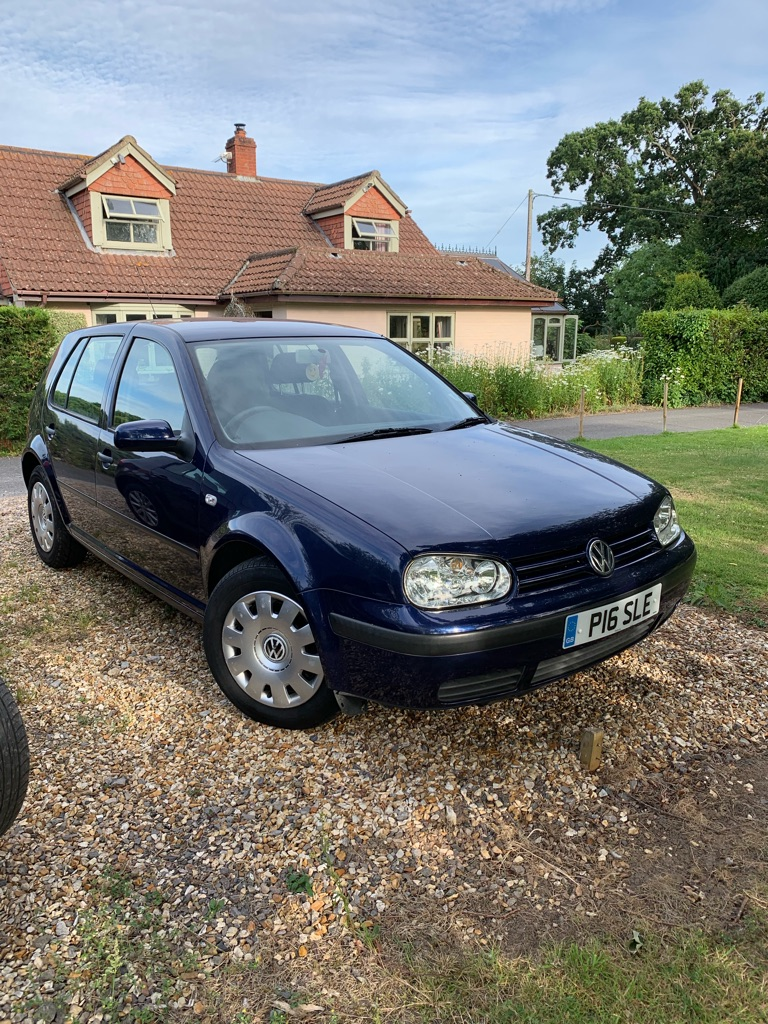 2001 VW Golf 1.9tdi