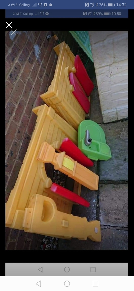 Little Tikes Plastic Playhouse