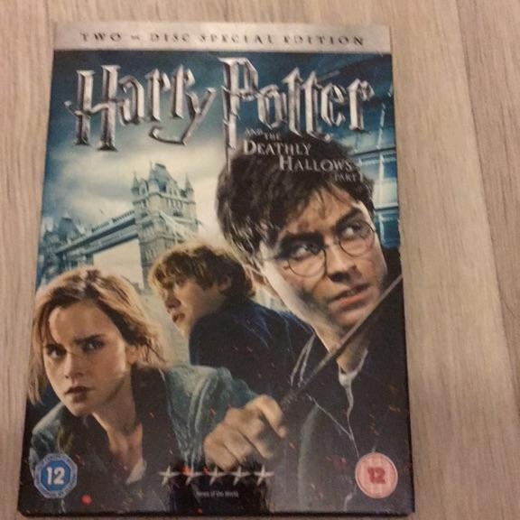 HP Deathly Hallows pt 1