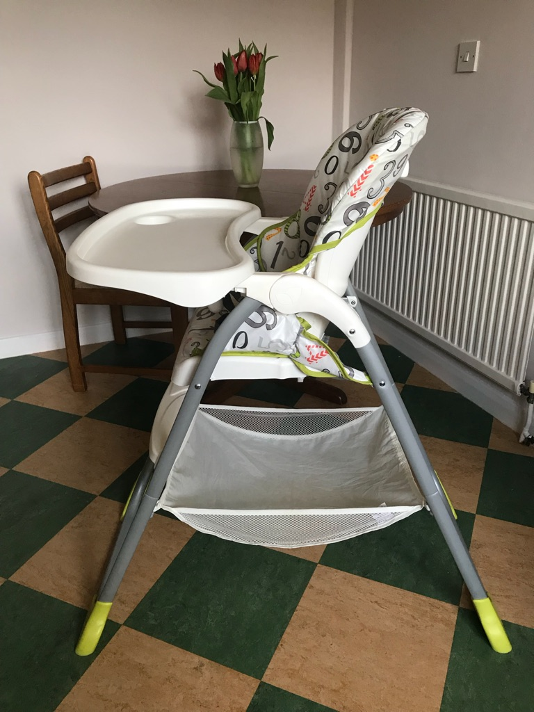 Joie Mimzy High Chair