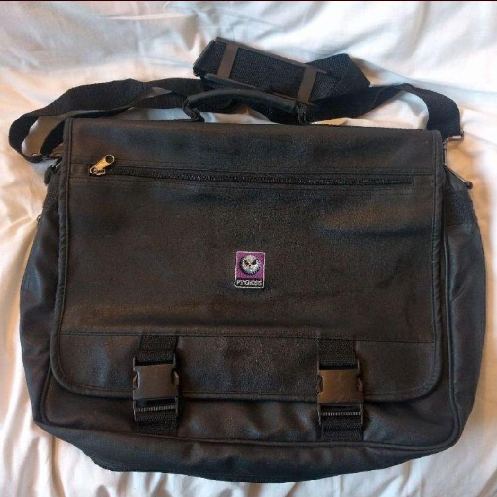 Psygnosis lap top bag