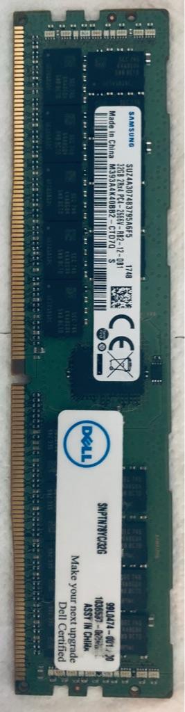 Samsung 32GB ram ddr4