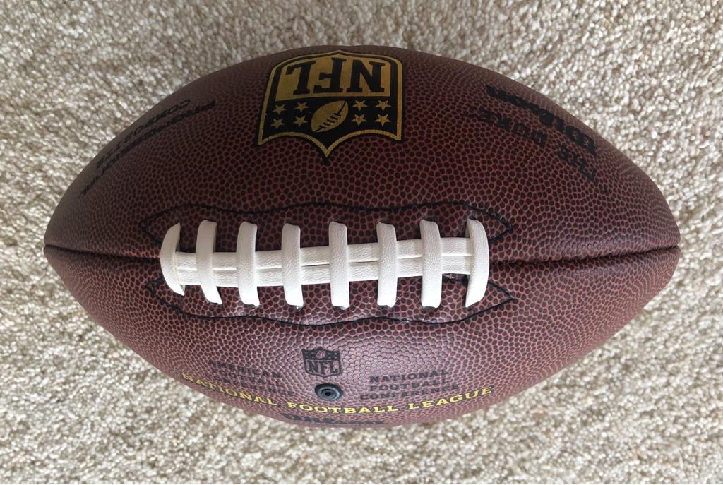 Wilson 2018 NFL Duke Replica American Football