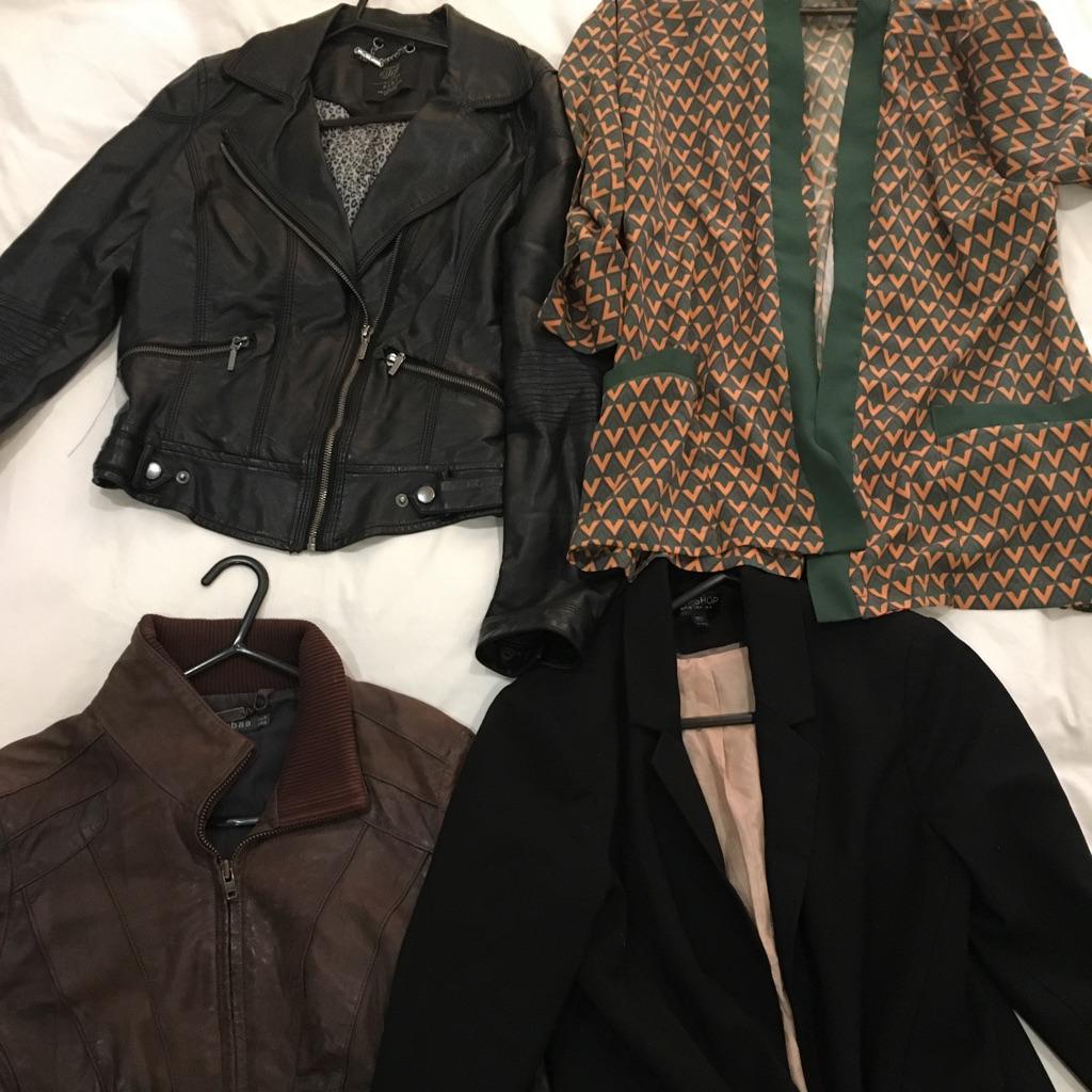 Women's jacket bundle