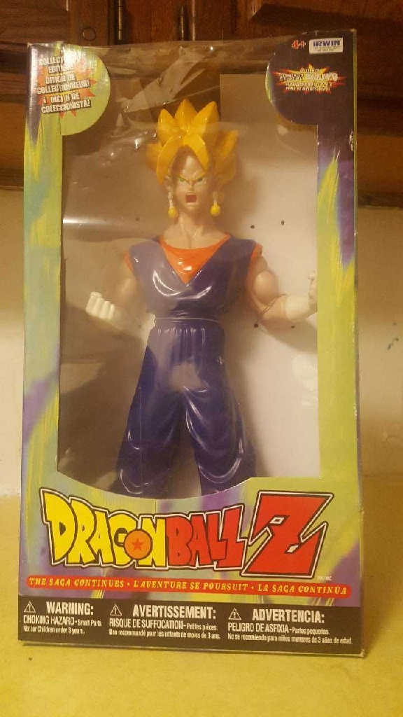 Dragon ball z super size warrior Vegito