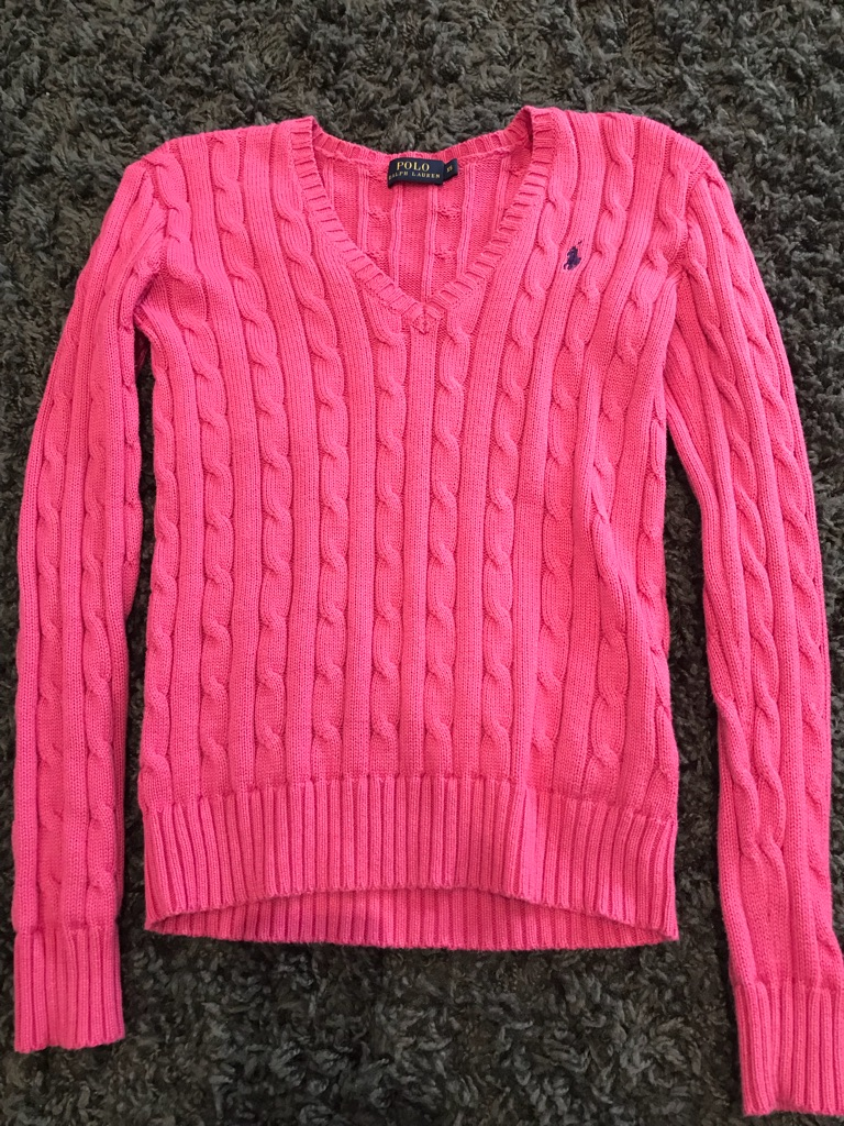 Genuine Ralph Lauren just more xs size 8 ex con