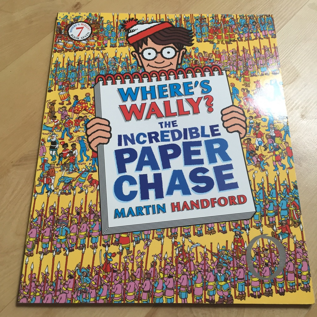 Where's Wally Book 7 Brand New