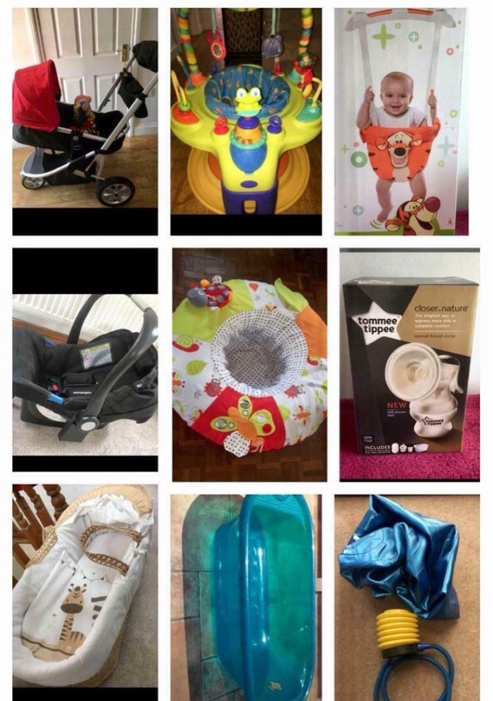 Unisex baby bundle