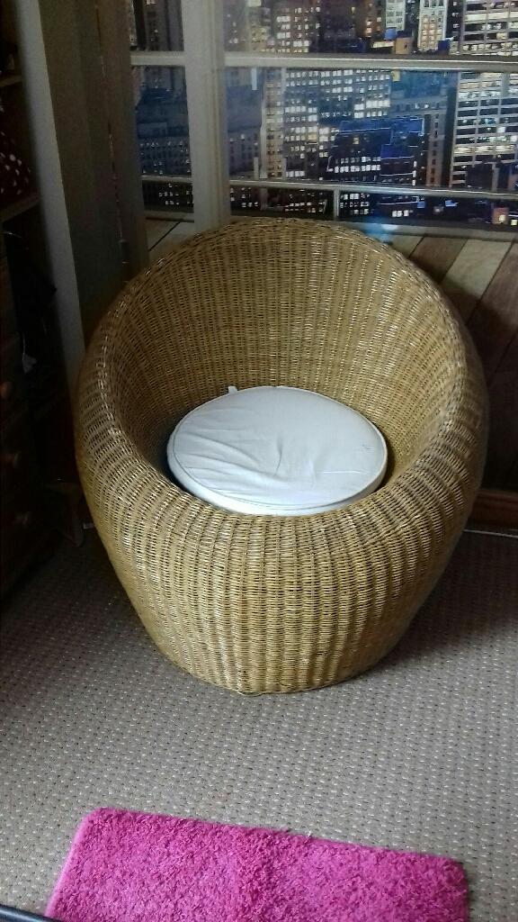 Quality wicker chair