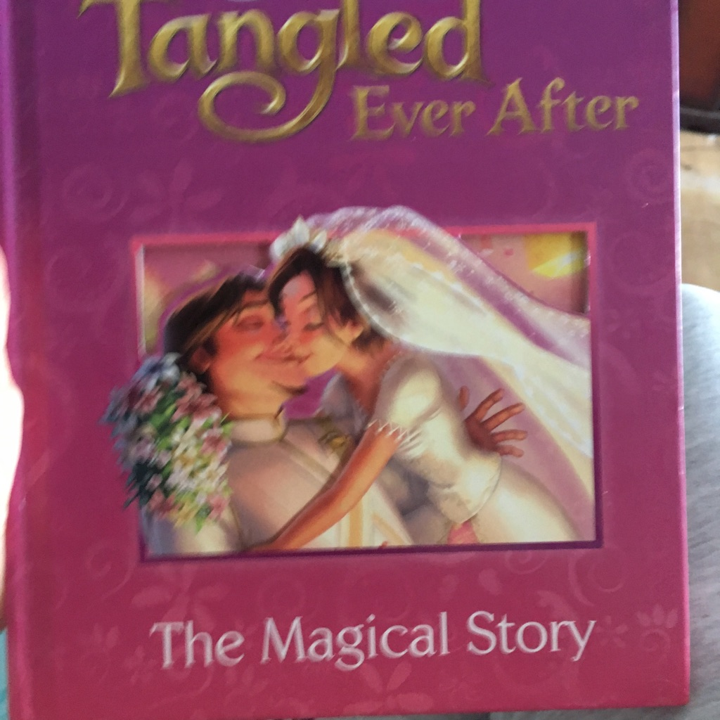 Tangled ever after the magical story