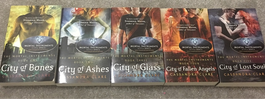 cassandra clare book set