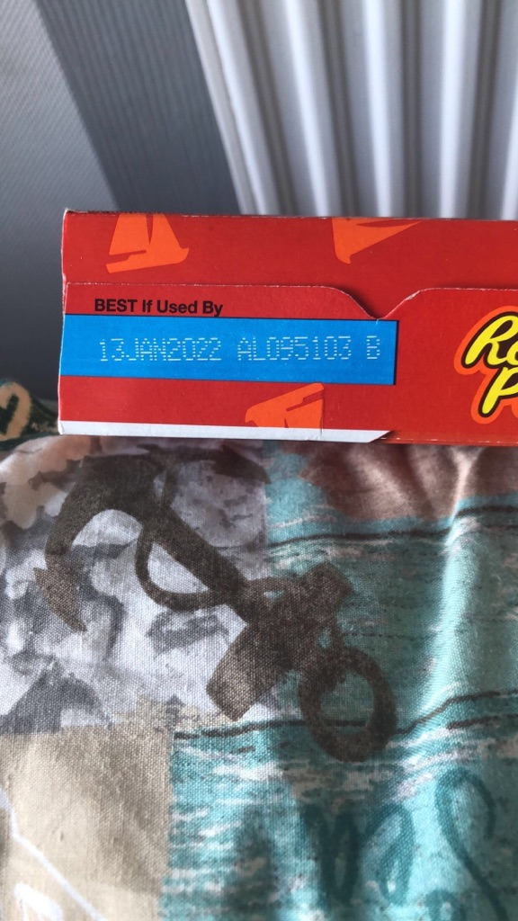 Limited addition Reece's puffs