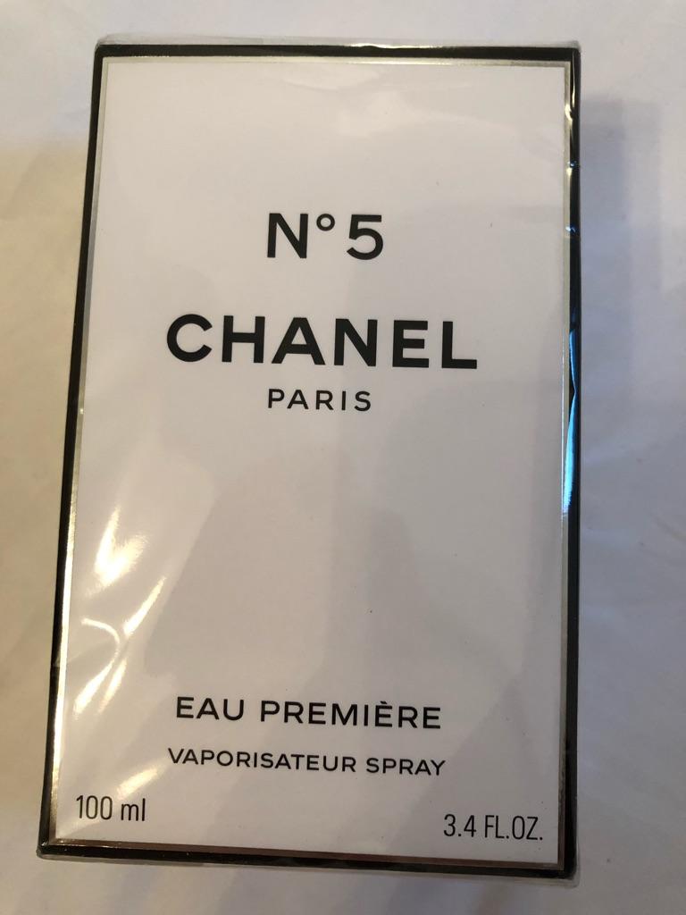 CHANEL No 5  EAU PREMIERE 100 ml Vaporisateur Spray
