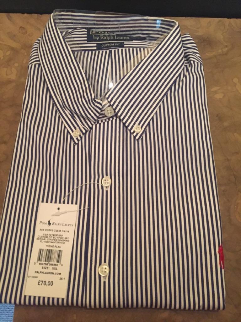 Mans Ralph Lauren Shirts