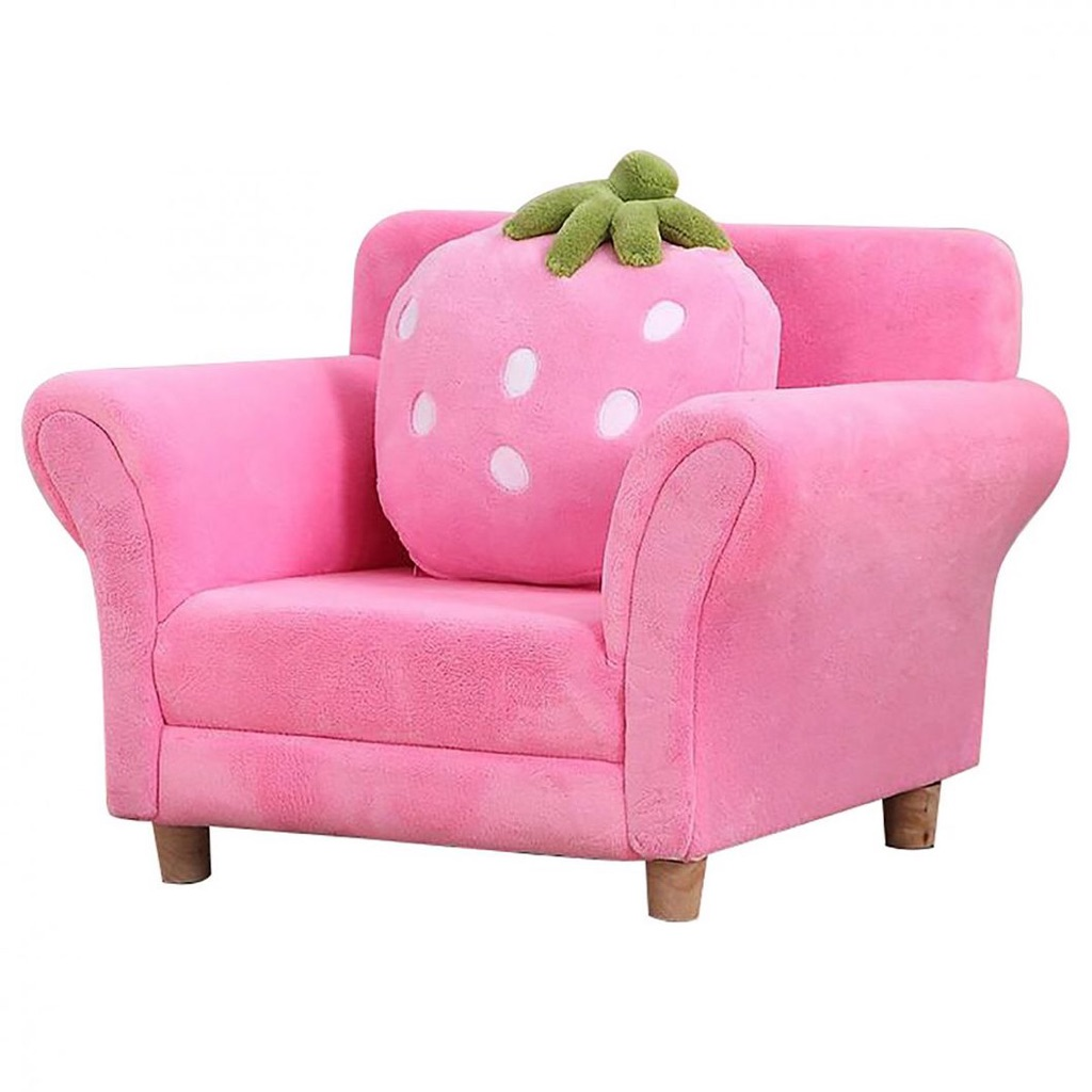 Strawberry Single Sofa Chair