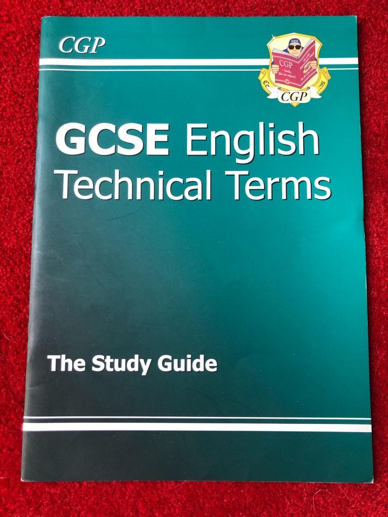 GCSE English help guide