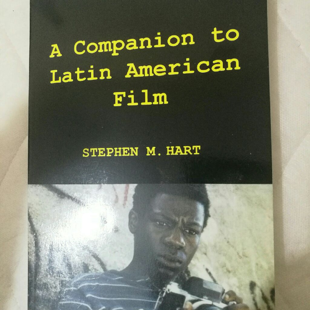 A companion to latin american film book