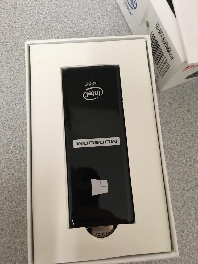 Modecom Portable PC Windows Stick